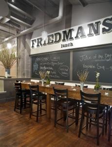 Friedmans Lunch