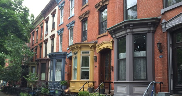 Townhouses in Brooklyn